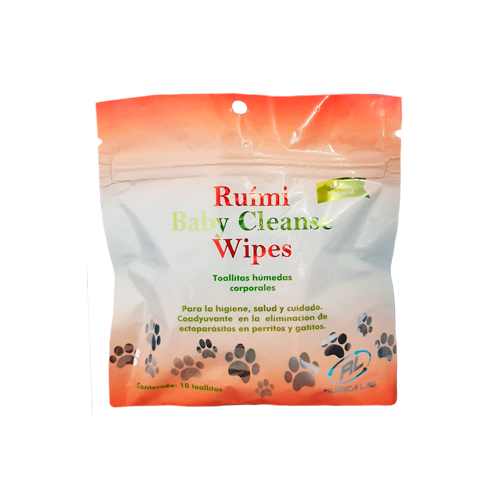 Ruími Baby Cleanse Wipes
