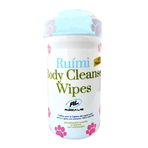 Ruími Body Cleanse Wipes